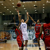Eastern freshman forward Chantelle Pressley goes up for a shot against the Jacksonville state defense during a game at Lantz arena at Eastern Illinois University on Saturday, January 31, 2009. (Jay Grabiec)