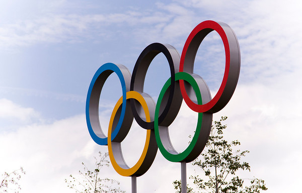 Olympic Rings - London2012