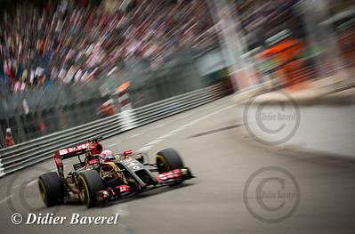 F1 GP Monaco 2014