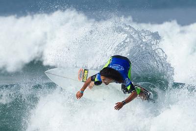 Adrien Toyon (France) ~ 2013 U S Open of Surfing