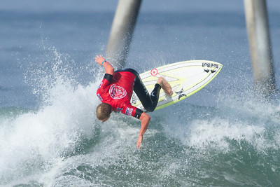 'Brother' Kolohe Andino ~ 2013 U S Open of Surfing