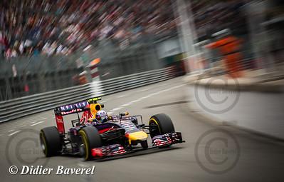 F1 GP Monaco 2014:  Sebastian Vettel