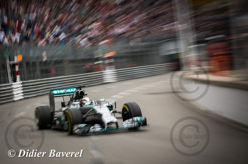 F1 GP Monaco 2014: Lewis Hamilton_ Mercedes
