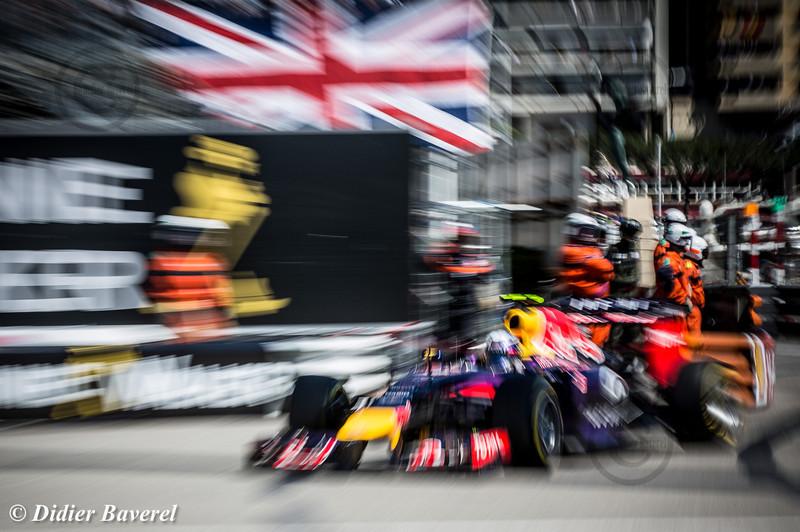 F1 Monaco: Essais Qualification