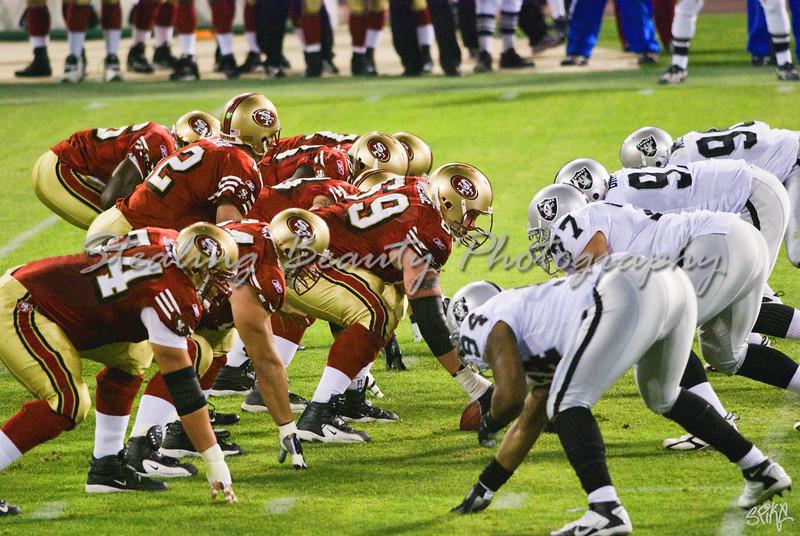 49ers vs Raiders Game 2