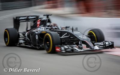 F1 GP Monaco 2014: Essais