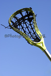Lacrosse Stick and Sky