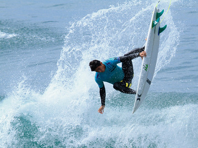Brazilian Air Force ~ Miguel Pupo  2010 U S Open of Surfing