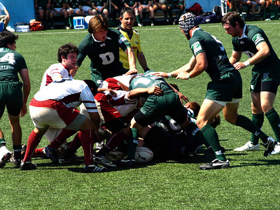 Harvard vs Dartmouth Rugby