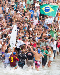 Alejo Muniz. Brazil ~ 2013 U S Open of Surfing Champion