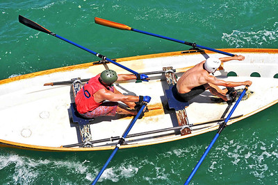 Dory Boat Races