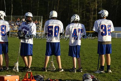 Lacrosse Line Up