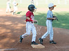 Post Oak grey v Bellaire 8th Little League