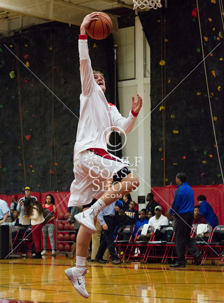 Episcopal @ St. John's boys varsity basketball