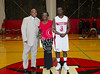 SJS Basketball Senior Night