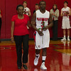 SJS Basketball Senior Night