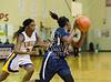 St. John's v Yates @ Barnett Boys Basketball