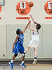 ESD v EHS varsity girls basketball