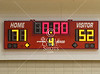 Westside v Bellaire girls varsity basketball