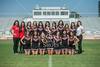 2013 SJS Varsity Cheerleader team portraits