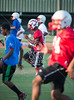 Local high schools begin football practice in Houston