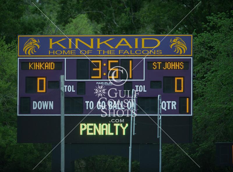 SJS @ Kinkaid boys lacrosse