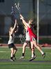 SJS @ Kinkaid varsity girls lacrosse