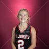 2012 SJS Field Hockey varsity portraits