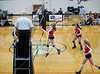 St. John's @ St. Pius X Girls Volleyball