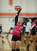 St. John's @ S. Pius X Girls Volleyball