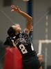 Westside v Lamar girls volleyball