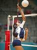 Lamar v Bellaire Girls Varsity Volleyball