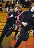 Seven-school upper-school wrestling tournament hosted by St. John's School, Houston, Nov 17, 2007.
