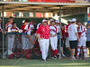 """HISD's Knoblauch Field provides the neutral turf for region 3 UIL State of Texas 5A baseball regional finals between Houston Memorial's Mustangs and the Buccaneers of Clute's Brazoswood HS. The Bucs won 12-5, advancing to state. State bracket here: <a href=""""http://gsee.es/do"""">http://gsee.es/do</a>"""