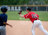 The Emery Weiner Jaguars play the Mavericks of St. John's in varsity baseball at Taub Field. The Mavs got a shutout, 13-0.