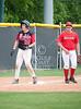 The Faith West Academy's Eagles play St. John's Mavericks in the inaugural Middle School Round Robin Baseball Tournament at St. John's School's Taub Field in Houston. SJS wins.