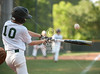 Lutheran South Academy's Pioneers travel to St. John's School to play in the Mavericks' middle-school baseball tournament. LSA wins 6-2.