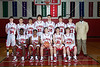 Boys and girls, middle and upper school from 8th grade to Varsity pose for individual and team portraits at St. John's School
