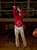 St. John's Mavericks host Episcopal's Knights in SPC boys varsity basketball at Liu Court. SJS wins 67-62.