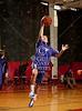 St. John's Mavericks host Kinkaid's JV2 Falcons for boys basketball at Liu Court. Kinkaid wins.