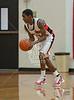 St. John's Mavericks host Houston Christian High School's JV1 boys basketball team on the SJS campus. SJS wins 57-52.