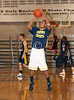 Top players invited to participate in the 2011 Houston Area Private School All-Star Game played at Westbury Christian. The dark team led by SPC champion St. John's coach Harold Baber pulled ahead in the end to win 89-88.
