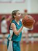 St. John's 7th grade A team girls host the HCYA Warriors in basketball.