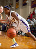 St. John's Lady Mavericks travel to Kinkaid to take on the Falcons in SPC D1 SPC tournament basketball. Kinkaid wins.
