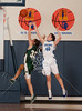 The Lady Knights of Episcopal High School play the Hornets of Greenhill at EHS's Crum Gym in D1 SPC basketball. Knights win, 53-44