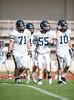 The Lions of St. Mark's School travel to Houston to play Junior Varsity football against the Mavericks of St. John's in SPC action. SJS wins.