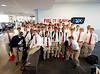 The Dutch of Holland Hall host fellow SPC rival The Mavericks of St. John's School. Dutch win 42-28