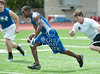 Kinkaid plays host to St. John's School's Mavericks and Lutheran High North's as they compete in a summer 7-on-7 football league.