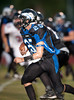 The Mustants of Houston Christian High School host the Mavericks of St. John's in varsity football. SJS has its first shutout win in recent memory, scoring 48 unanswered points in the contest.