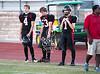 KIPP travels to Skip Lee Field to play the Mavericks of St. John's School in JV football. KIPP wins.